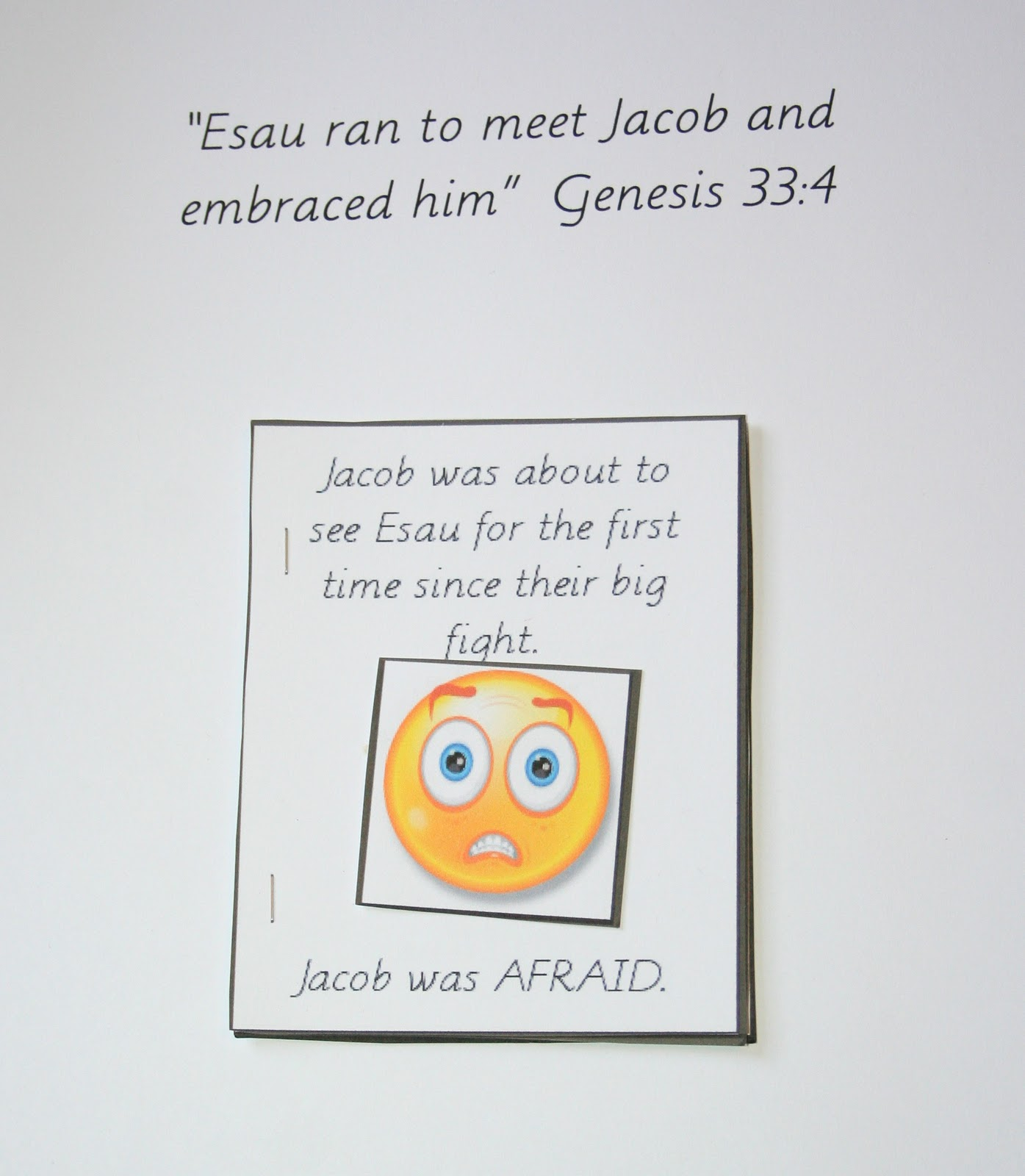 Our Country Road Jacob And Esau Meet Again A Lesson On Feelings