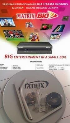 paket parabola big tv