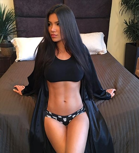 Svetlana Bilyalova Instagram photos