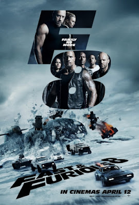 Poster Of The Fate of the Furious 2017 Watch Online Free Download