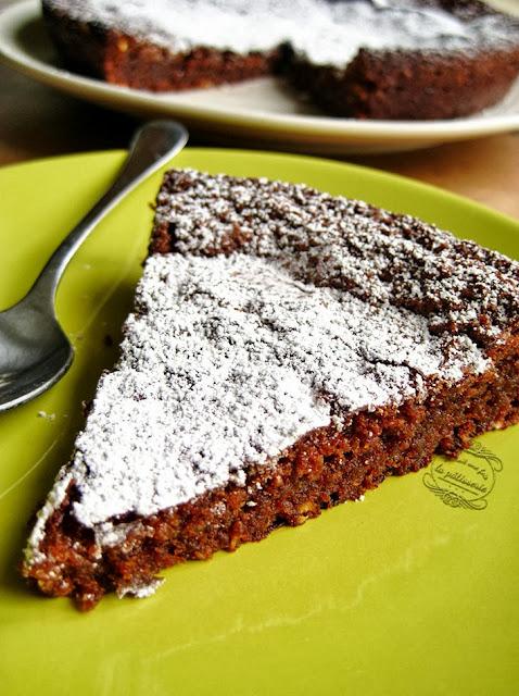 gateau chocolat au blanc d'oeuf
