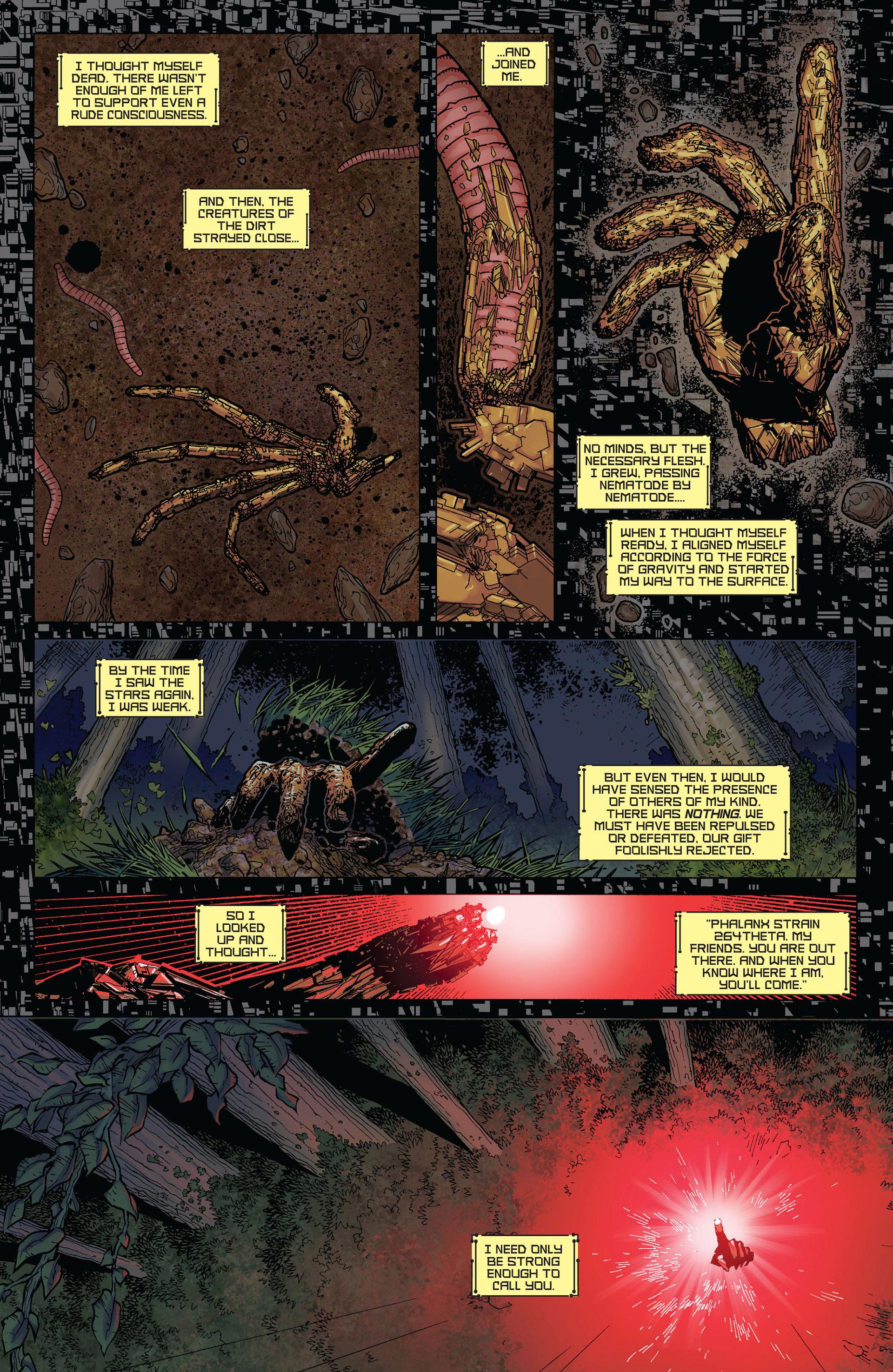 Read online Uncanny X-Men (2012) comic -  Issue #4 - 7