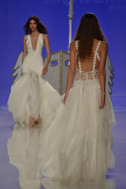 """""""Jordi Dalmau en la Barcelona Bridal Fashion Week"""""""