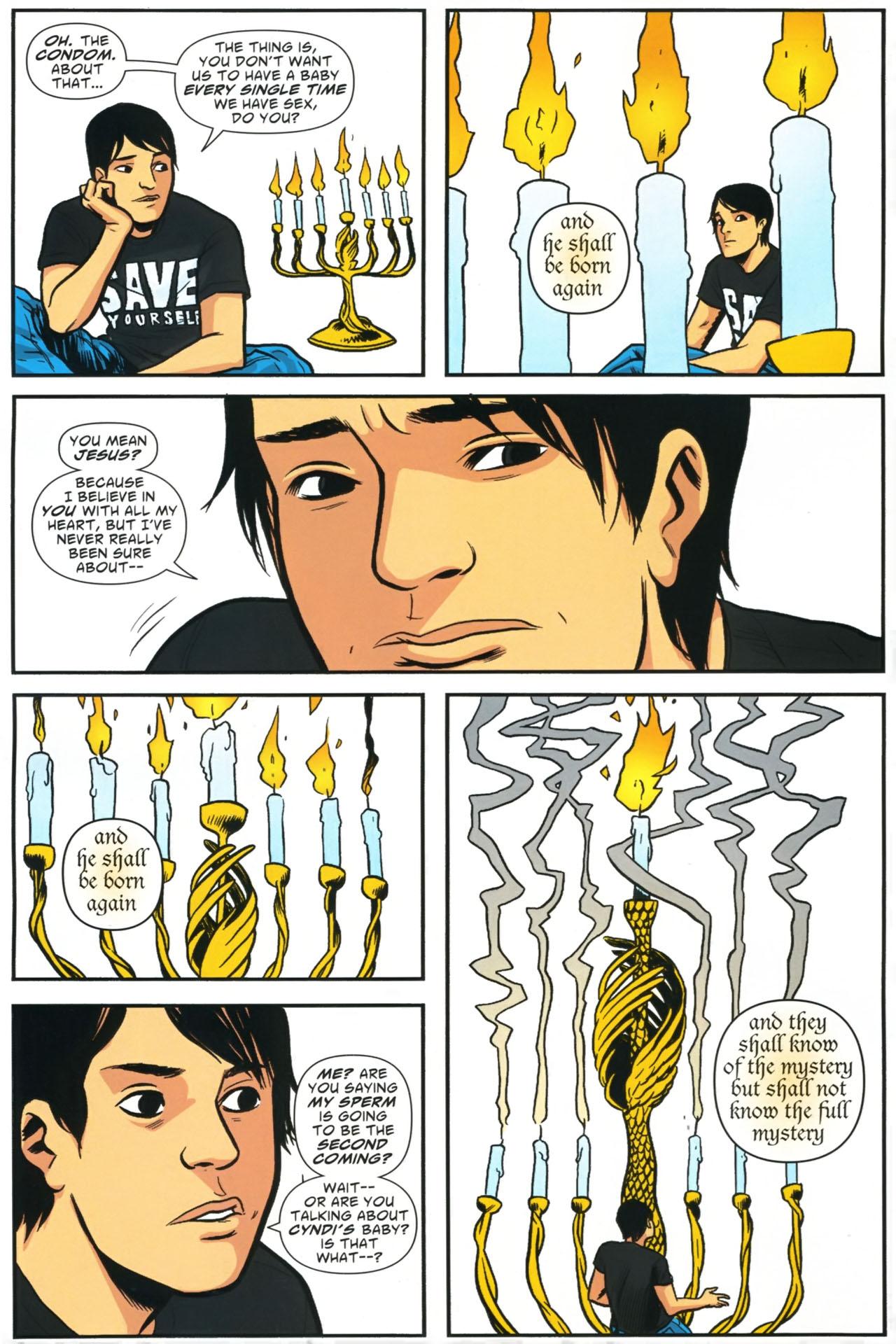 Read online American Virgin comic -  Issue #23 - 10