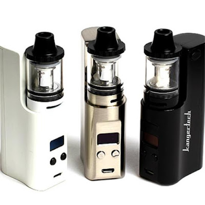 Juppi Box Mod Also Powered By Single 18650 Battery