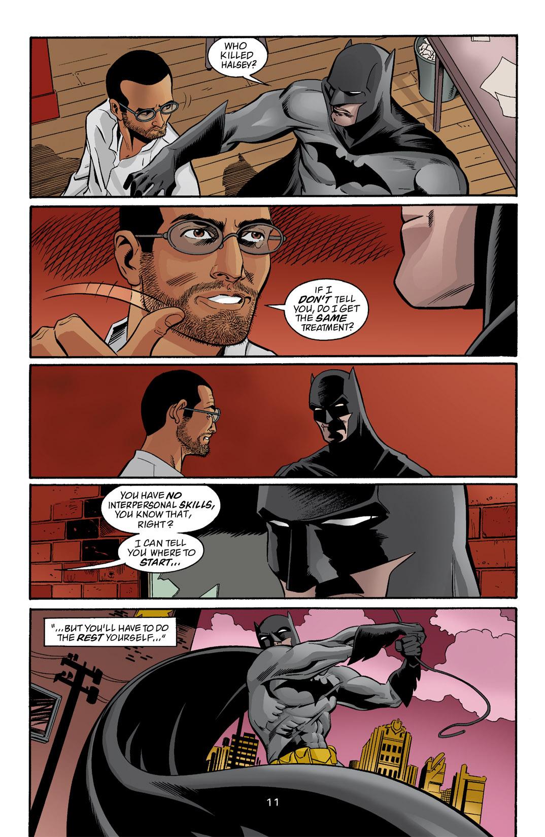 Detective Comics (1937) 771 Page 11