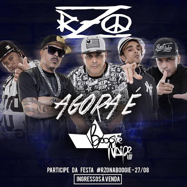Boogie Naipe anuncia parceria com RZO  #ORzoVoltou