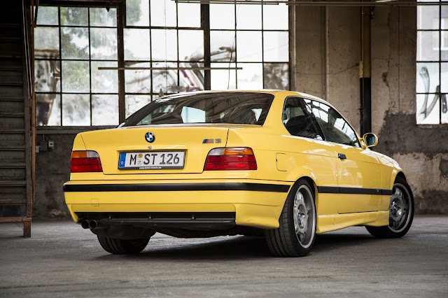 P90233261 highRes 30 χρόνια με BMW M3 – η ιστορία ενός εμβληματικού μοντέλου (Photos)