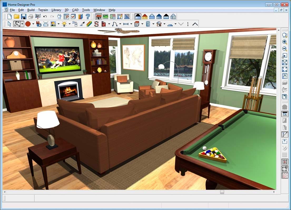 Home Remodel Design Software - Home Interior Decorating
