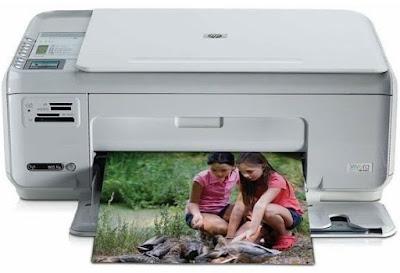 HP Photosmart C4500 Driver & Software Download