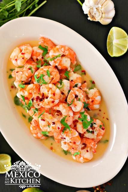 Tequila Shrimp Recipe