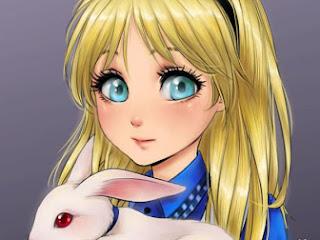 E assim seriam as princesas da Disney se elas fossem personagens de anime