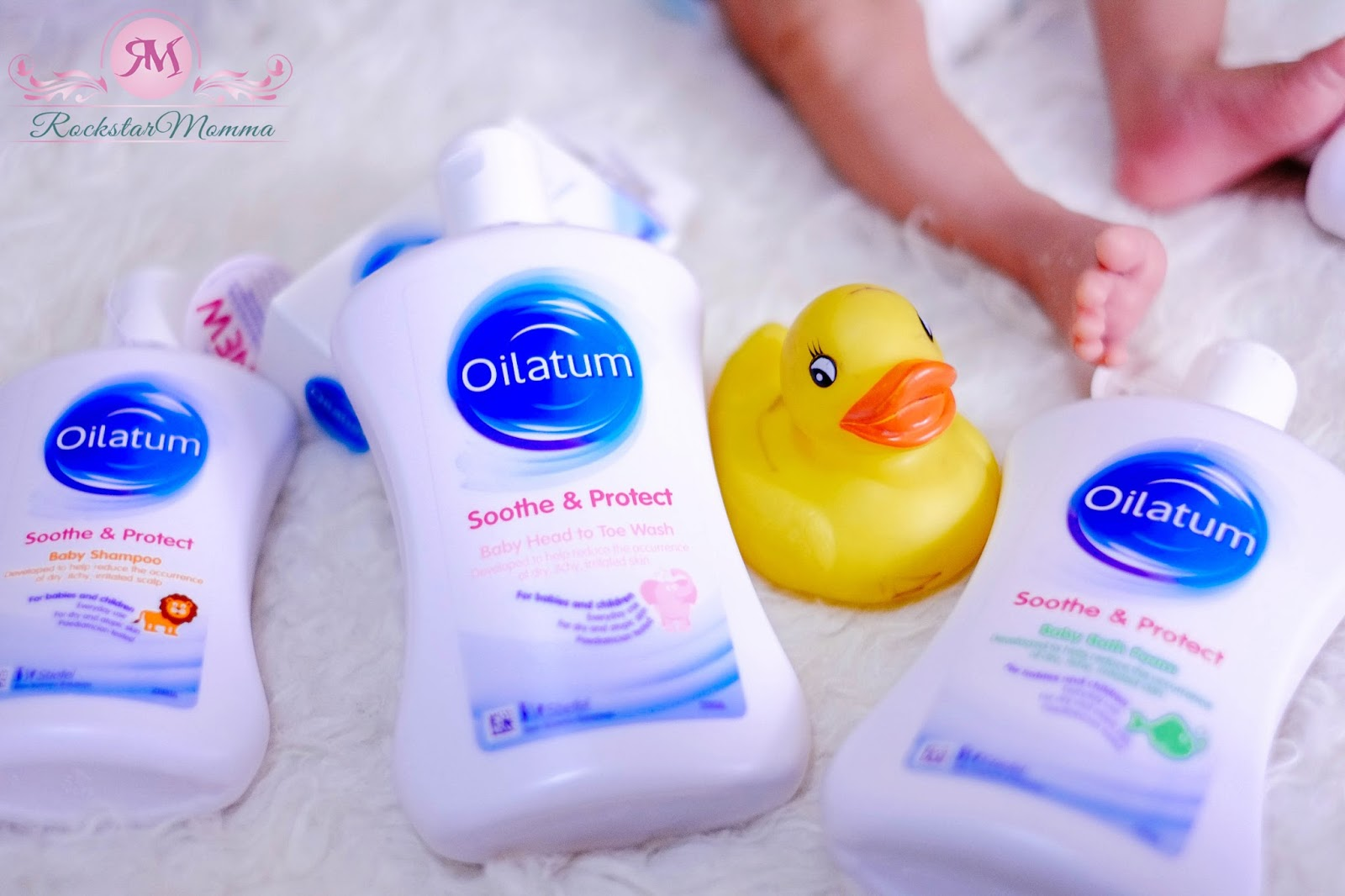 Why Oilatum S New Soothe And Protect Baby Line Needs To