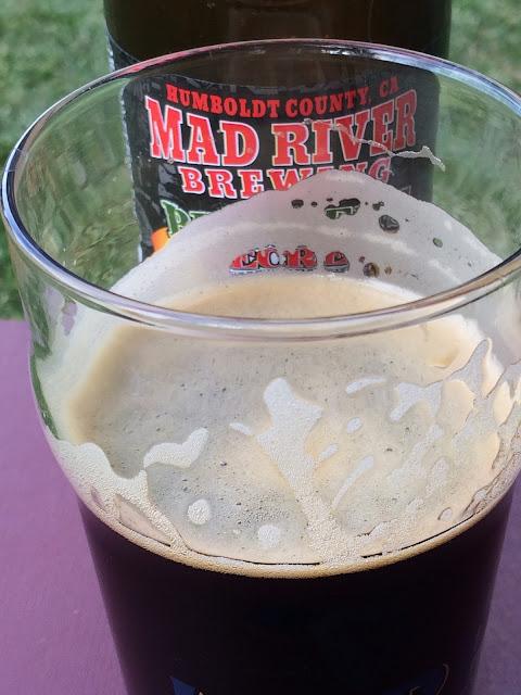 Mad River Brewers Secret Vanilla Barrel Porter 4