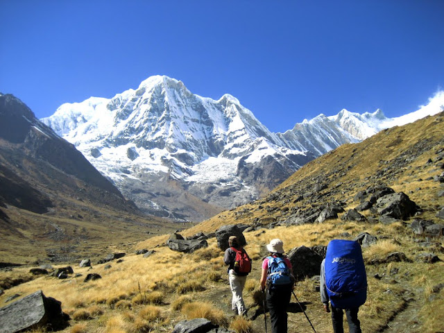 Annapurna Short and Sweet Trek Range