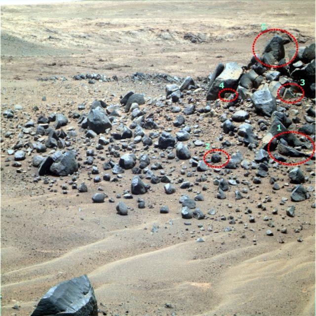 Alien Helmet or Skull and Tiny Alien spotted on Mars? |UFO ... |Mars Unexplained Anomalies