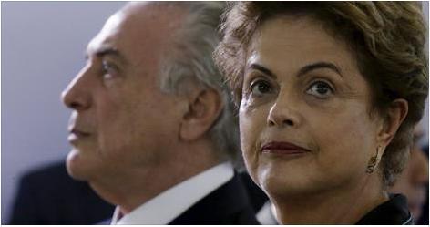 Maioria da população quer Dilma e Temer fora do governo, diz Datafolha