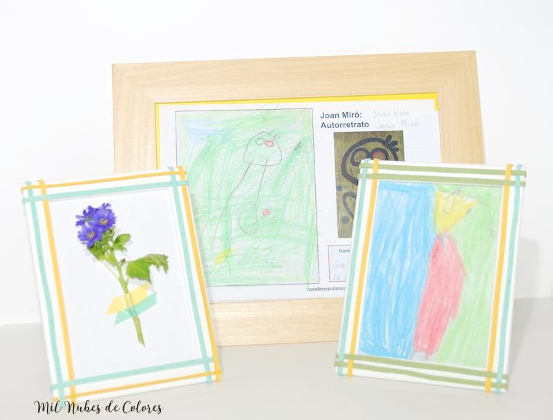 Personaliza tu propio marco- DIY Regalo para el día de la madre
