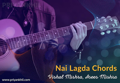 Nai Lagda Chords Notebook