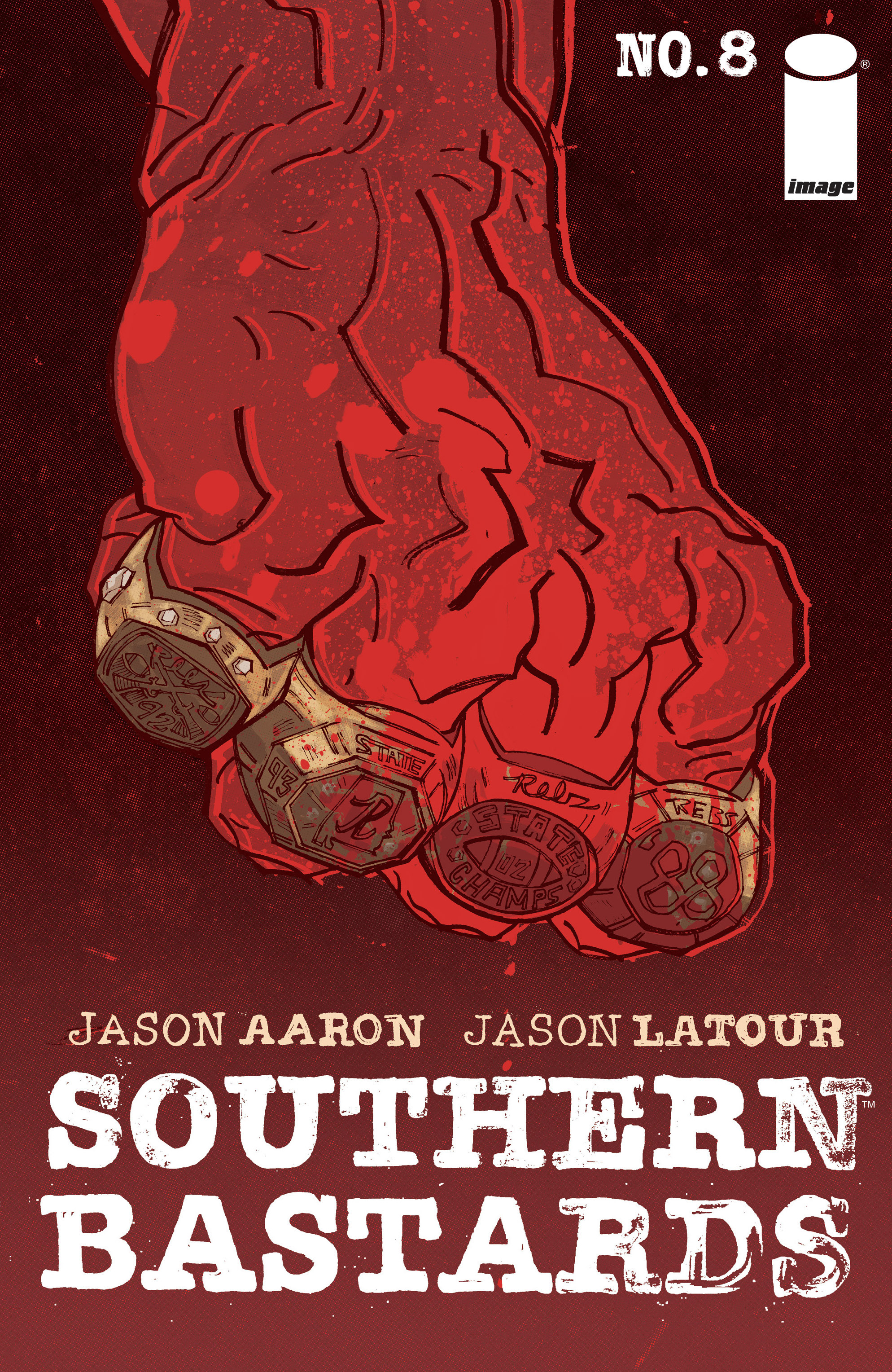 Read online Southern Bastards comic -  Issue #8 - 1