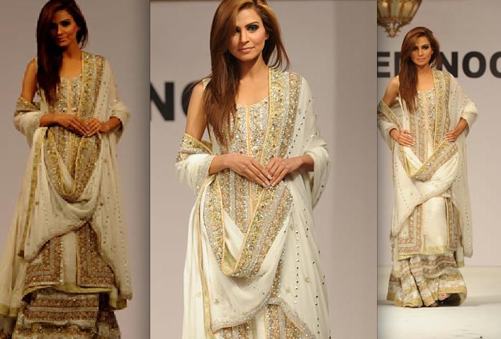 Daastan: Fusion Wedding Ideas: Ivory And Golden Elegance