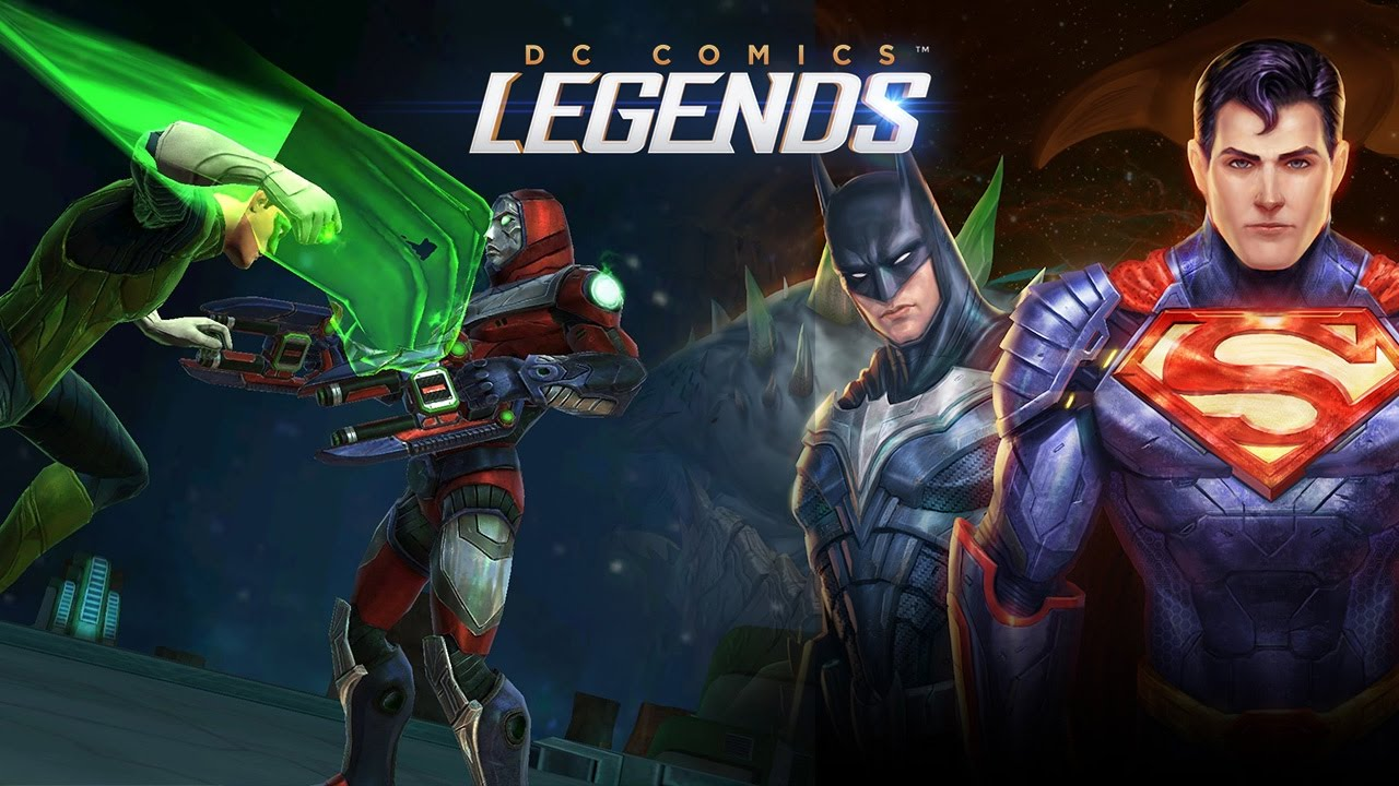 mobile game reviews and cheats online: DC Legends Hack Cheat For