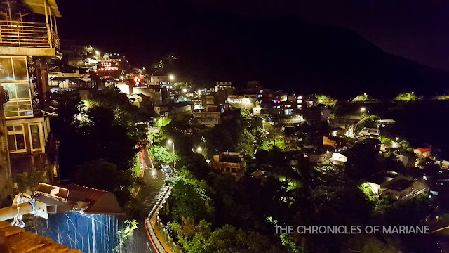 jiufen night