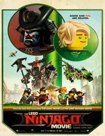 LEGO Ninjago La Película (2017) latino