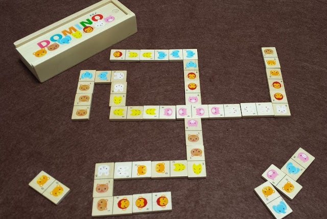 ドミノ domino ゲーム終了