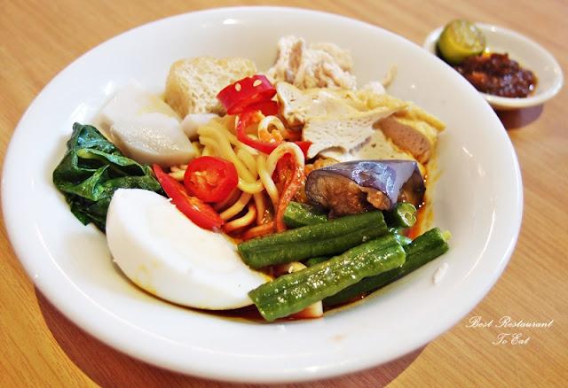 Curry Laksa Merdeka 2016 Hawker Street Food Marriot Putrajaya Selangor