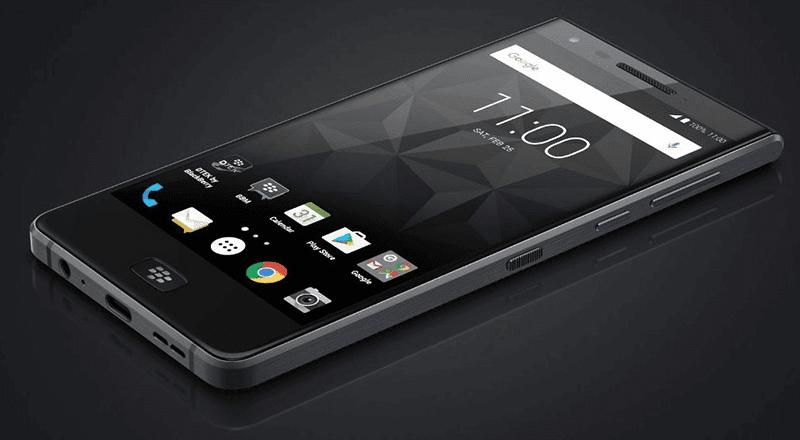 BlackBerry Motion Leaked