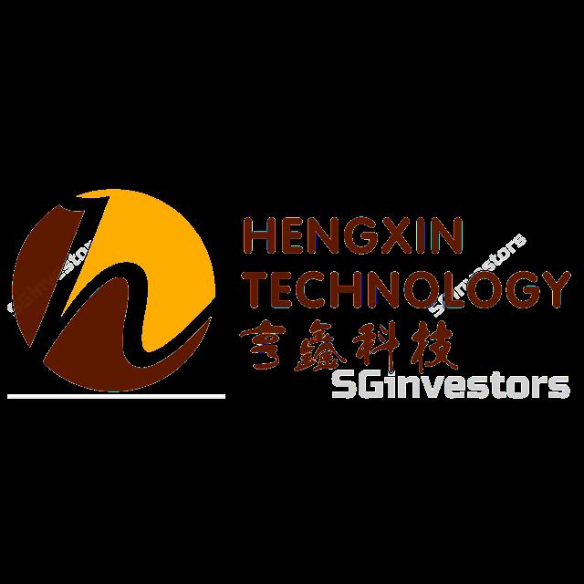 HENGXIN TECHNOLOGY LTD. (I85.SI) @ SG investors.io