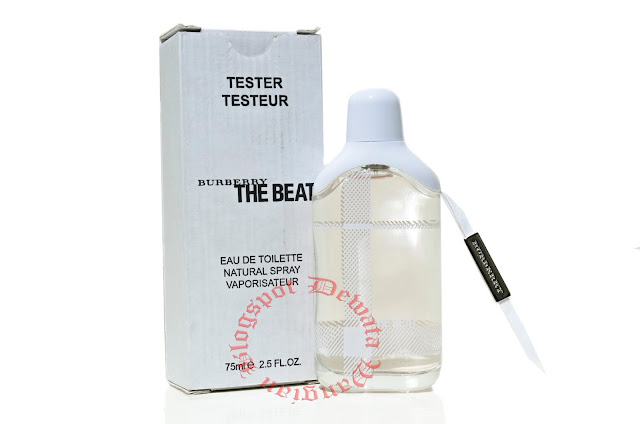 Burberry The Beat  Tester Perfume