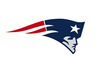 NFL New England Patriots Logo Vector
