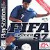 Capa do jogo FIFA Soccer 97