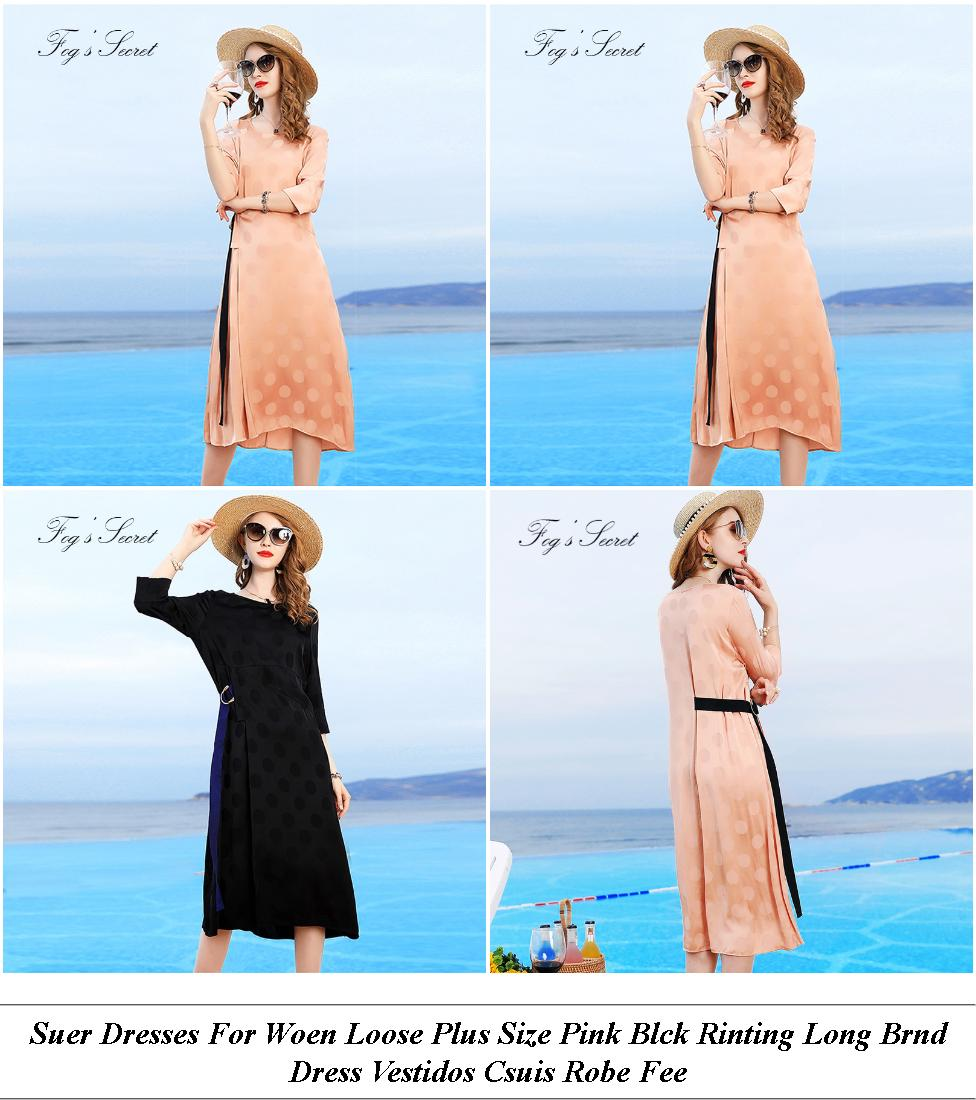Womans Dresses - Summer Clothes Sale - Shift Dress - Cheap Online Shopping Sites For Clothes