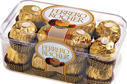 20+ Harga Coklat Ferrero Rocher Semua Kemasan All Varian Lengkap