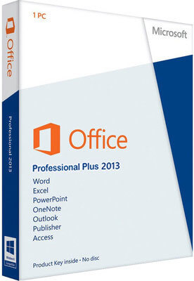 Microsoft Office 2013 Professional Plus ISO Free Download 32/64 Bit