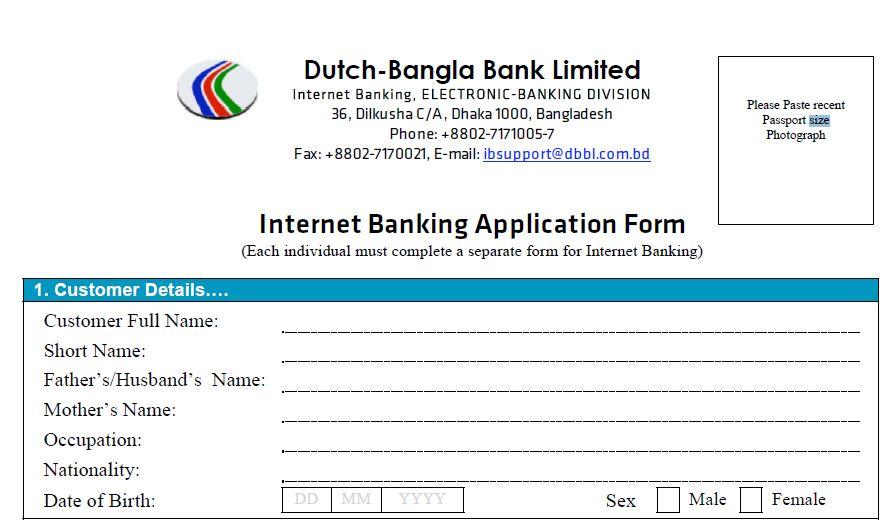 bank statement format of dbbl