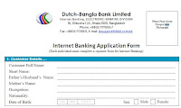 Dutch-Bangla Bank INTERNET Banking
