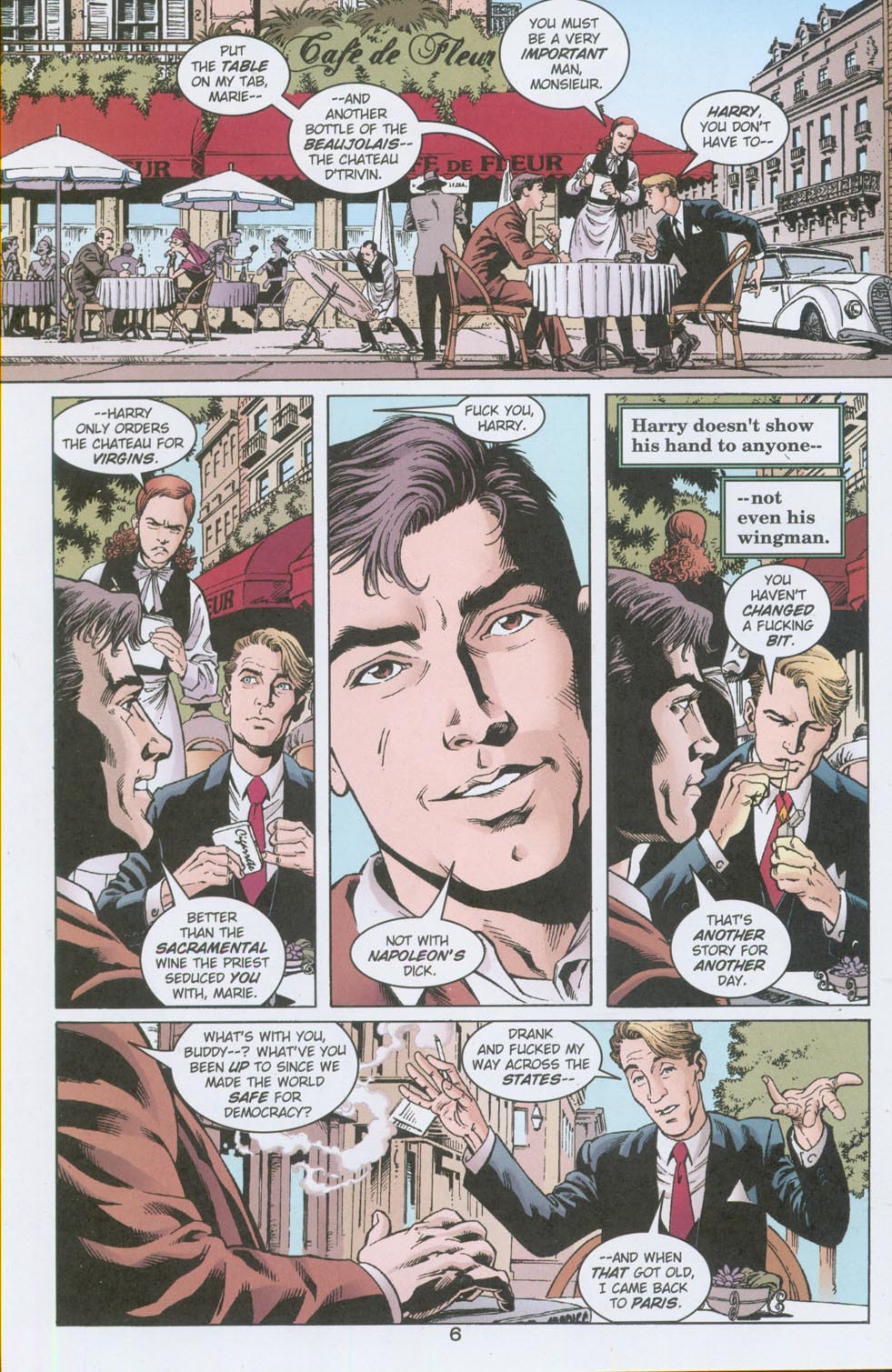 Read online American Century comic -  Issue #14 - 6