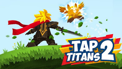 Tap Titans 2 v2.1.0 Mod Apk Unlimited Money