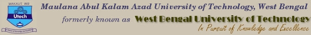 WBUT Results 2017 2nd, 4th, 6th, 8th Semester