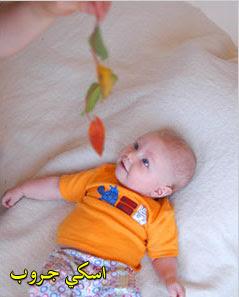 نمو طفلك في عمر الشهرين Your child's growth at the age of two months