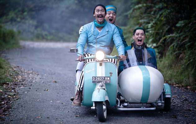 """Sepekan Dirilis, """"The Wedding and Bebek Betutu"""" Sukses Merajai Tangga Film Indonesia"""