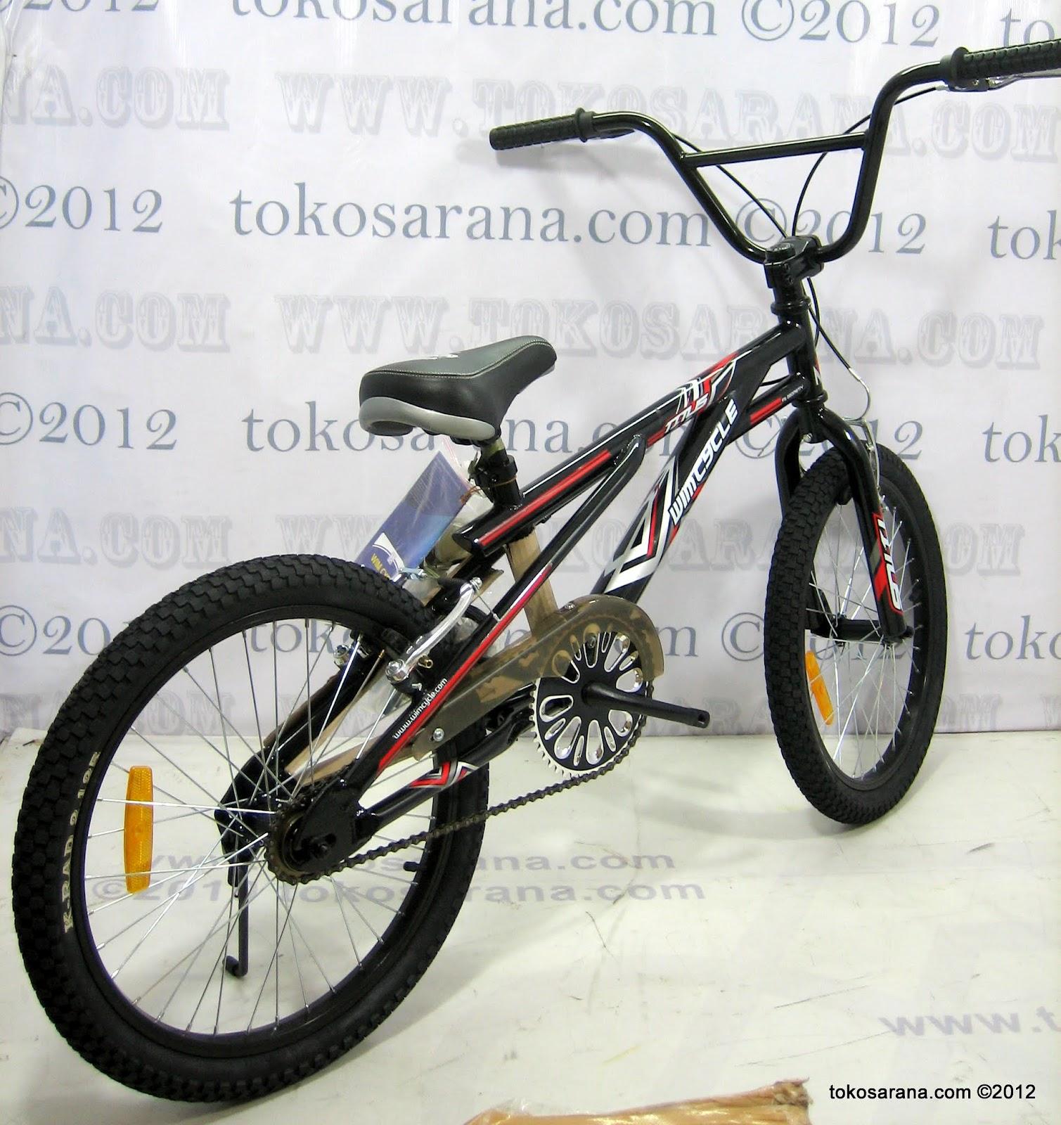 tokosarana™ Mahasarana Sukses™ Sepeda BMX Wimcycle