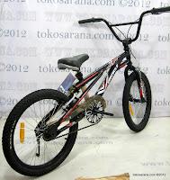 3 Sepeda BMX Wimcycle Titus MY2013 20 Inci