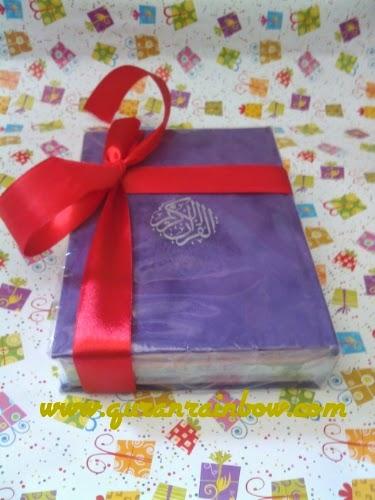 Souvenir, jual souvenir, souvenir Al-Qur'an, Al-Qur'an Rainbow, Souvenir Al-Qur'an Rainbow, Jual Souvenir Al-Qur'an, Souvenir cantik, souvenir unik, souvenir quran, quran untuk souvenir, qran buat souvenir