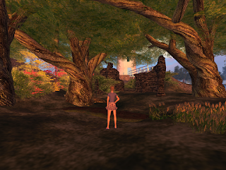 Forest Path Inworldz