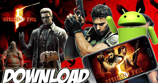 Resident Evil 5 v.26 - APK + OBB - Download